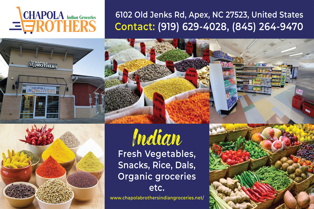 Chapola Brothers Indian Groceries