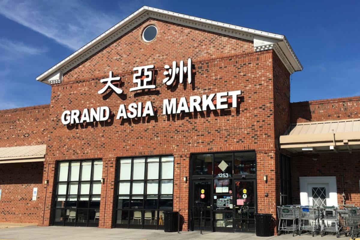 Grand Asia Market