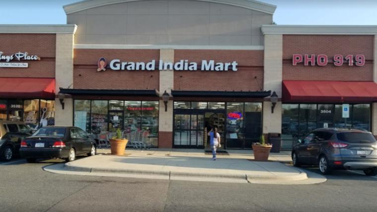 Grand India Mart